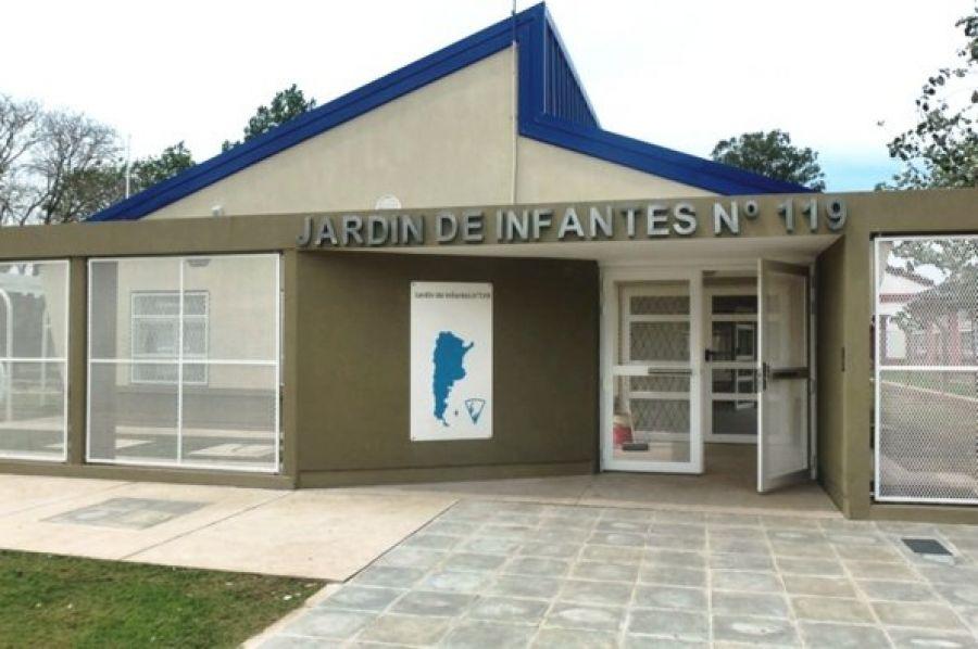 Capitanich inaugura este viernes el jard n for Jardin de infantes 2015