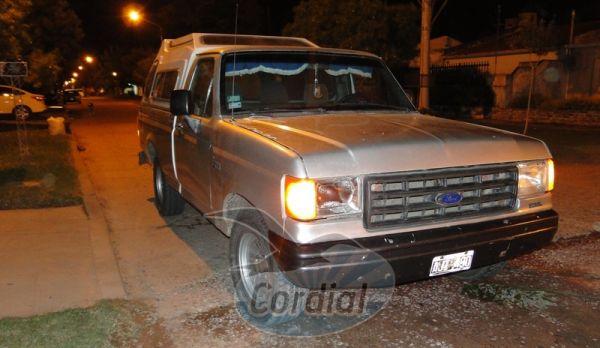 Las Breñas: Camioneta se llevó por delante a una criatura de dos años