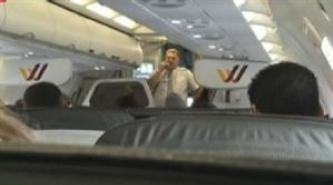 El emotivo mensaje del piloto que voló Barcelona-Düsseldorf después de la tragedia
