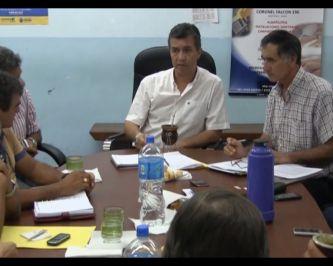 Aguilar no se rinde y sigue en campaña, ahora recibió apoyo de gremios privados