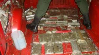 Corrientes: Incautan 227 Kilos de Marihuana ocultos en una camioneta
