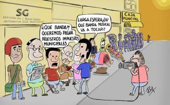 """Llegó """"Cartoon Chaco"""", para revolucionar el caído humor gráfico chaqueño"""