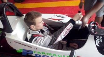 Formula Junior 1,6: El chaqueño Yango Rajkzakowski termino 10°