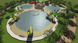 Cipolini promete parque acuático para la ciudad de los 200 mil habitantes