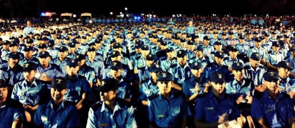 Más de 1000 efectivos policiales y penitenciarios se integran al plan de seguridad