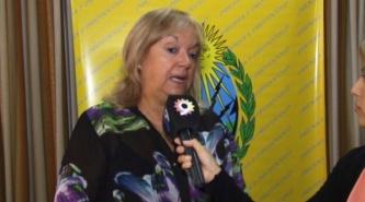 ANTICIPO: Alicia Azula confirmó su pre candidatura a intendente de Barranqueras