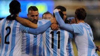 Argentina cerró su gira por EEUU con una victoria sobre Ecuador