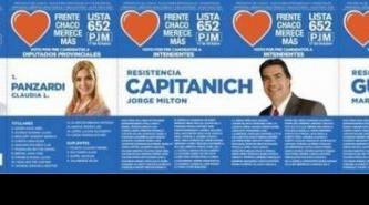 Radicales enojados con la boleta oficialista de Capitanich
