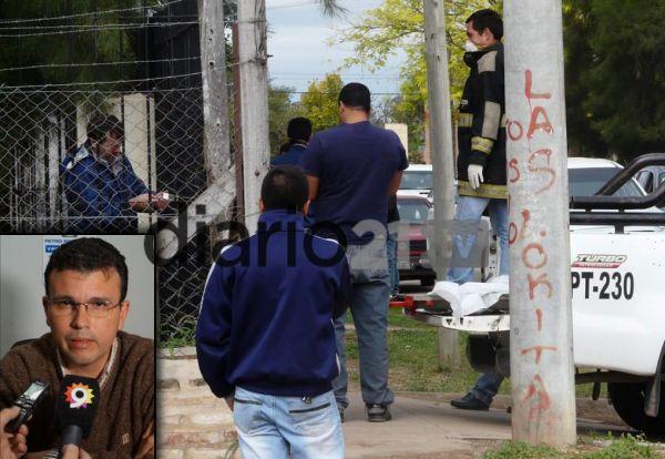 Horror en Charata: Claudia Franco fue incinerada con gas oil y habría sido atropellada antes de morir