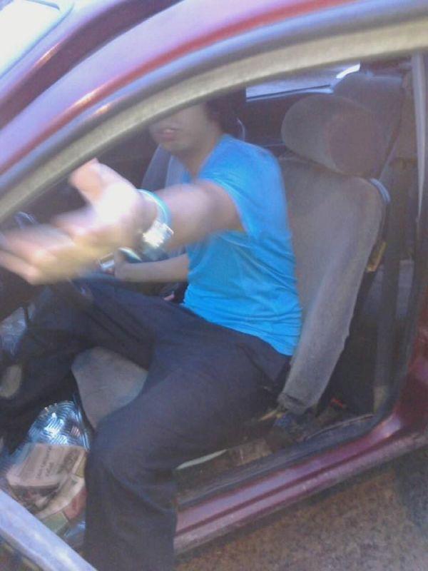 Corrientes: Otro borracho al volante, chocó y dejó grave a otro inspector de tránsito