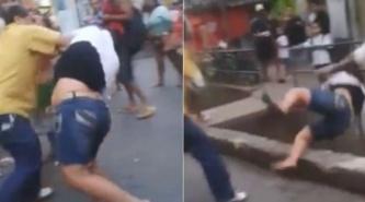 Violencia de género en Brasil: la golpeó y la tiró a una zanja