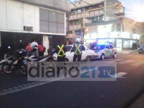 Corrientes: Un auto se habría quedado sin frenos y atropelló a dos niñas