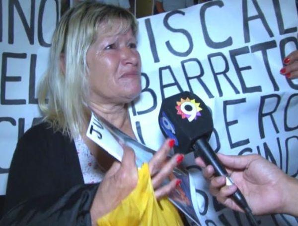 Familia de Alberto Dorrego pide prisión para el joven liberado por el fiscal Otero
