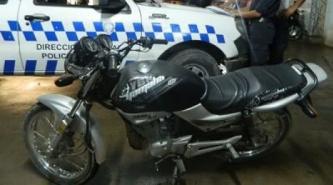 Machagai: Escapaba de la policía y chocó contra una moto
