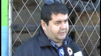 """Incendian una radio: """"Hago responsable penalmente de todo esto al intendente de Corzuela Gabriel Ninoff"""""""
