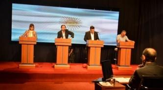 """Sáenz Peña: Candidatos de la oposición habrían pedido reprogramar """"El Gran Debate"""""""