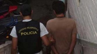 Sáenz Peña: intentaban pasar drogas a detenidos a través de un tejido