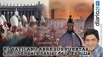 El Vaticano abre sus puertas al mundo para hablar de la Familia
