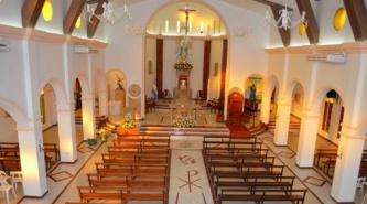 """Du Graty: Consagraron la remodelada Parroquia """"Asunción de la Virgen María"""""""