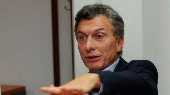 Otra promesa: Macri dice que si gana en octubre vuelve el público visitante a las canchas