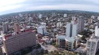 Con 34ºC de térmica Resistencia es la segunda ciudad más caliente del País