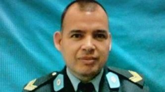 La Policía del Chaco expresó su dolor por la muerte del Cabo Primero Leopoldo Villán