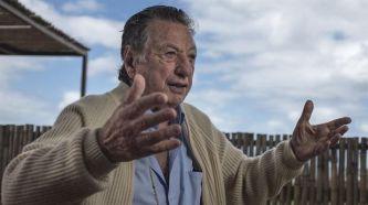 """Franco Macri: """"Nunca pensé que a los 85 años sería el padre del presidente"""""""