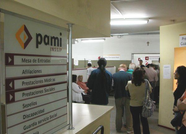 Estafa en PAMI: compraban remedios para jubilados muertos