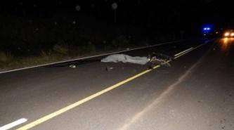 Corrientes: Motociclista murió tras colisionar con un automóvil