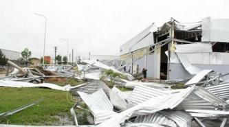 Un tornado en Santa Fe provocó grandes pérdidas y destrozos
