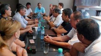 Rozas reunió a intendentes y legisladores de Convergencia Social