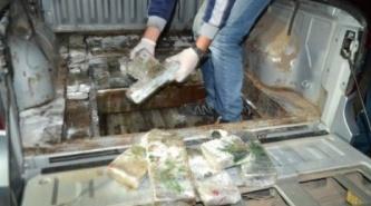 Chaco: Una pareja de Itatí fue detenida con 350 panes de marihuana