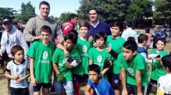 Resistencia: Jornada recreativa en el Polideportivo de Villa Don Enrique