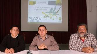 Presidencia de la Plaza: Crean la Escuela Municipal de Expresión Artística