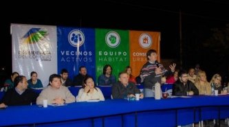 El Concejo Municipal de Resistencia realizó la Audiencia Pública en Villa Ercilla