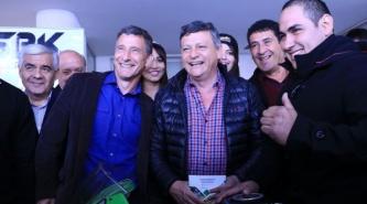 """Peppo anunció el Superbike: """"Chaco al frente de espectáculos deportivos de convocatoria nacional"""""""