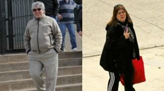 Báez suma problemas: se divorció y se enteró en la cárcel