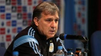 """Gerardo Martino: """"Tenemos un debut bastante decisivo ante Chile, que marcará el futuro en la Copa"""""""