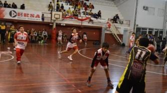 Corrientes: El Club Córdoba realizó su primer encuentro de Mini Básquet