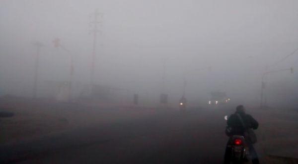Intensa niebla en Chaco y Corrientes