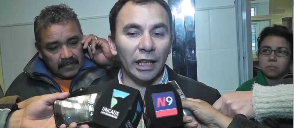 """David Blanco: """"Nosotros no le solicitamos la renuncia a la Dra. Cañete"""""""