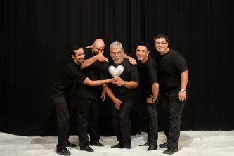 ¡Fin de semana de humor y tango en Sala 88!