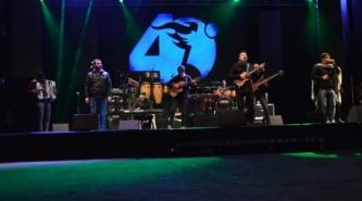 """""""40 Grados"""" También estará en el """"Festival solidario de Canal 9"""" del domingo 16 de octubre"""