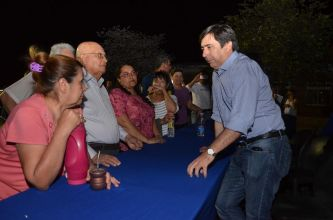 El Concejo Municipal realizó audiencia pública vecinal en el Barrio Intendente Borrini