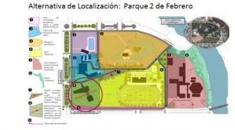 El municipio de Resistencia presentó tres propuestas para optimizar su sede central
