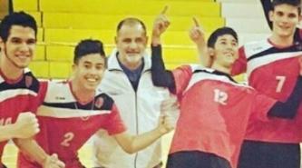 Regatas gritó campeón en el Torneo Apertura de vóley Sub 19