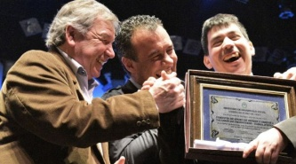 """Chaco premió a la Asociación """"Todos Juntos"""" como la ONG del año"""