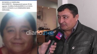 Chaco: Intensa búsqueda de Carolina Navarrete