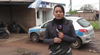 Sáenz Peña: La policía fue atacada por vecinos del barrio Aipo