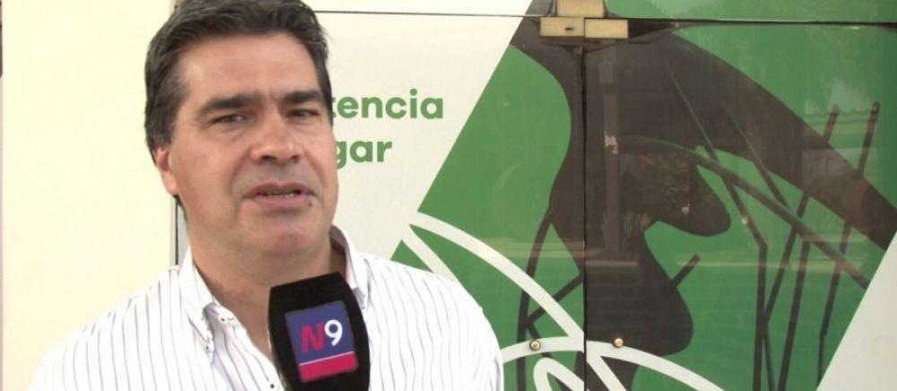 """Capitanich aseguró que """"Peppo es víctima de extorsión del Gobierno Nacional"""""""